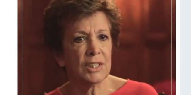 Catherine Laborde, après avoir témoigné sur sa maladie de Parkinson, a reçu beaucoup de soutiens de la part des animateurs du PAF avec qui elle est proche.