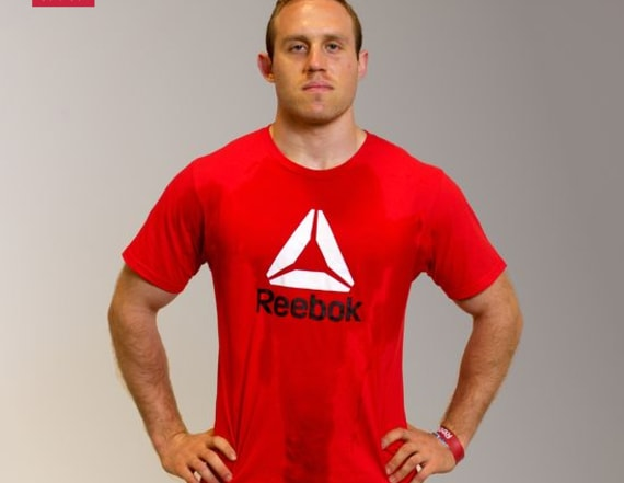 Reebok trolls Nordstrom with $425 sweaty shirt