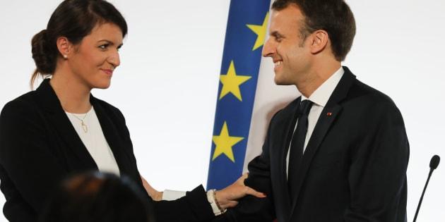 """Emmanuel Macron a """"bluffé"""" Marlène Schiappa, en déjouant les """"prédictions"""" sur son avenir politique"""