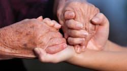 El emotivo vídeo del momento en el que una abuela con Alzheimer reconoce a su