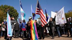 トランスジェンダー排除の方針に『#私たちは消されない』広がる。当事者の思いは「何があっても、黙らない」