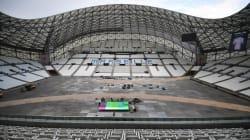 Le Vélodrome de Marseille redevient un vélodrome pour la 20e étape du Tour de