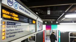 Le trafic du RER B entre Aulnay et Roissy reprendra mercredi