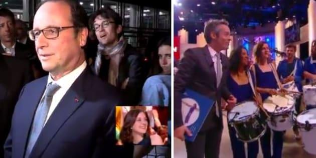 """Deux ans après avoir mis la honte à François Hollande, Camille a repris """"Solstice"""" avec Yann Barthès"""