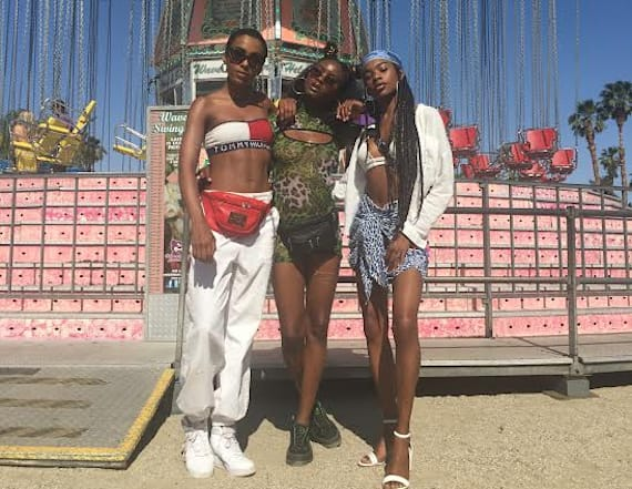 Here's a look at some of the best Coachella fashion