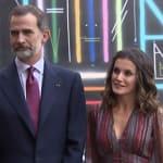 La imagen de Felipe VI y Letizia en 'Audiencia Abierta' (TVE) que esconde una notable