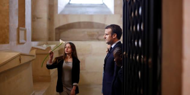 Macron annonce une Fondation pour la mémoire de l'esclavage, mais dit non à un musée