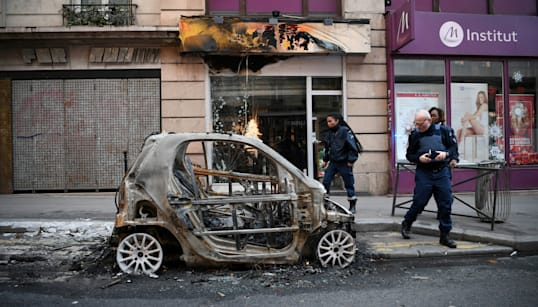 Pourquoi la facture de l'acte IV des gilets jaunes à Paris devrait être plus