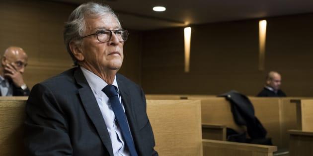 Le sénateur Yvon Collin condamné à de la prison ferme pour trafic d'influence.