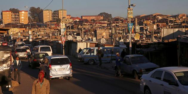 Alexandra Township, South Africa