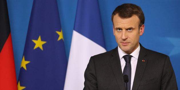 D'après des Kurdes reçus par Macron à l'Élysée, la France va envoyer des troupes en Syrie
