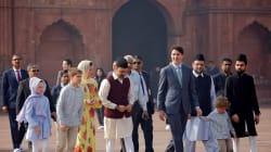 La danse de Justin Trudeau devant des dignitaires en Inde passera à
