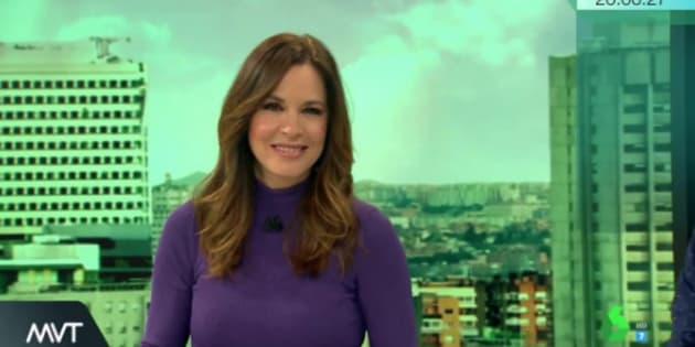 Mamen Mendizábal en 'Más Vale Tarde'.