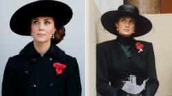 La ressemblance entre Kate Middleton et la princesse Diana est