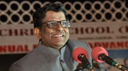 Meghalaya Governor V Shanmuganathan