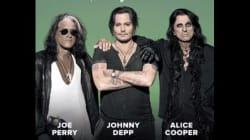 Johnny Depp sera au