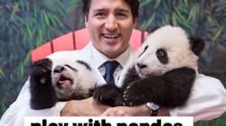 L'organisation One de Bono se moque de Trudeau dans une