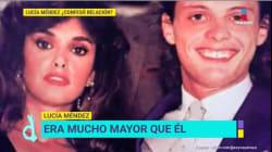 Lucía Méndez habla de la virginidad de Luis