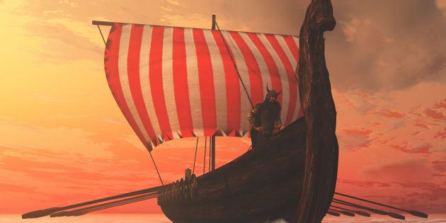 Pour naviguer sans boussole, les Vikings ont-ils utiliser des cristaux ?