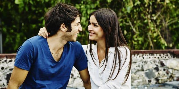 Juste de tomber en amour, c'est compliqué, qu'on se le dise.