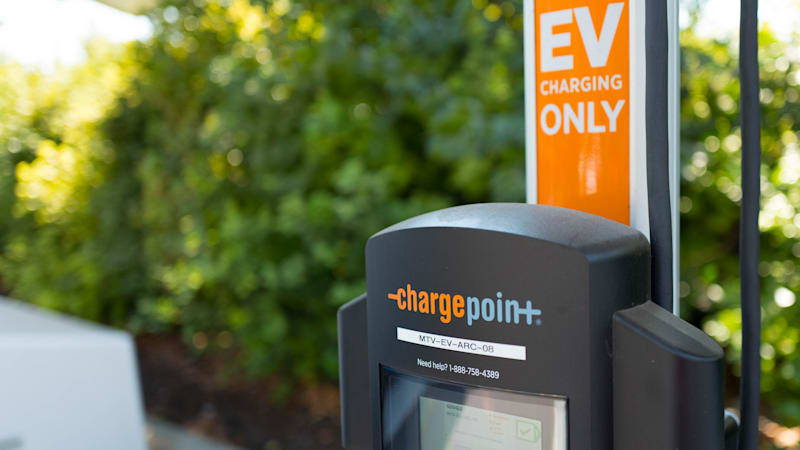 photo image ChargePoint to grow global EV charging network to 2.5 million