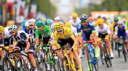 VIDEO: El Tour de France en la etapa