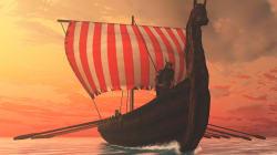 Pour naviguer sans boussole, les Vikings ont-ils utilisé des cristaux