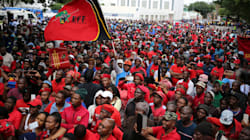 The EFF Says At Least 50 Members Were Shot At By Police During