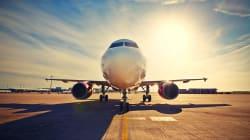 Una anciana retrasa varias horas un vuelo por lo que hizo antes de subir al