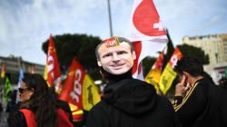 La semaine où le camp anti-Macron se met en marche toute contre