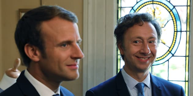 """Stéphane Bern menace de quitter sa mission sur le patrimoine s'il n'est qu'un """"cache-misère"""""""