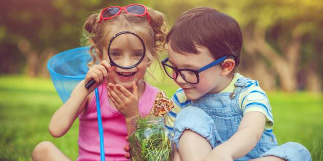 """Dès 6 ans, les filles se trouvent moins """"brillantes"""" que les garçons"""