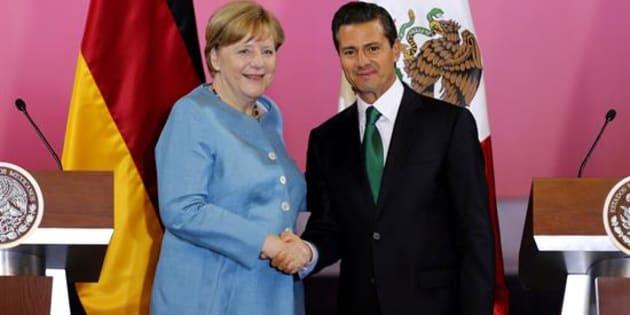 El libre comercio será nuestra guía en las negociaciones: Peña Nieto