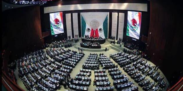 Es la primera vez que en los curules de la Cámara de Diputados habrá representación indígena.