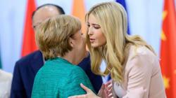 Ivanka Trump sustituye temporalmente a su padre en la mesa de líderes del
