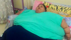 Airlines Are Trying To Figure How To Bring This 500 Kg Woman To India For