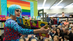 Christian Website Accuses Toronto Drag Queen Storytime Of Trying To 'Indoctrinate