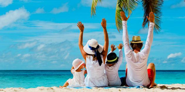 10 mythes (et réalités) sur les vacances en famille