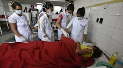 5,000 Nurses At AIIMS Go On Mass Leave Alleging Discrimination In