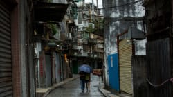 Après avoir frappé les Philippines, le super typhon Mangkhut se dirige vers la