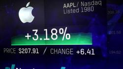 Apple、ついに時価総額1兆ドルを達成