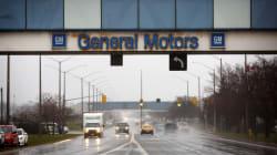 General Motors anuncia el cierre de siete fábricas en todo el