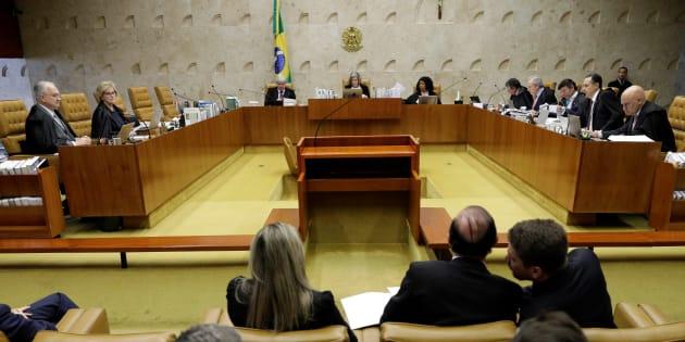 Janot revelou que quatro ministros do Supremo Tribunal Federal são mencionados em novas gravações entregues pela JBS.