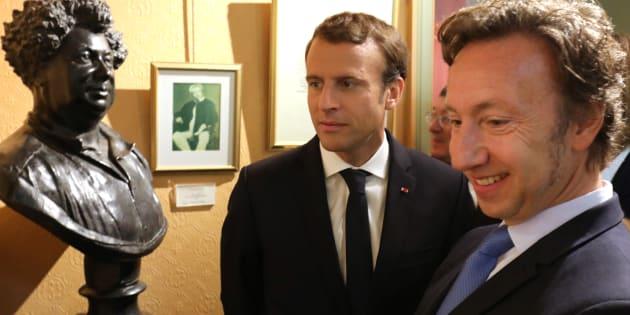 L'animateur Stéphane Bern, chargé par Emmanuel Macron d'une mission sur la sauvegarde du patrimoine, avait proposé qu'un tirage spécial du Loto serve à financer la restauration des monuments en péril.