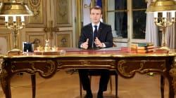 Macron réunit banques et grandes entreprises pour qu'elles participent