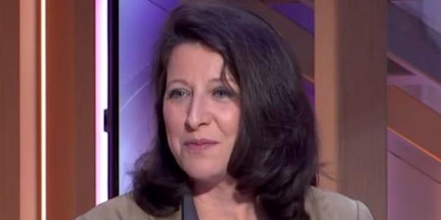 Agnès Buzyn invitée sur LCI le 31 janvier 2018.
