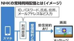 NHKのネット同時配信、利便性が高まる一方で課題も
