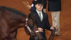 Un cowboy italiano vince il più importante evento mondiale del 2018 in