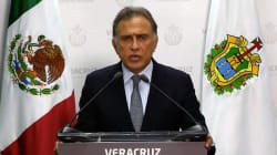 Si Javier Duarte queda libre, lo trasladaremos a reclusorio de Veracruz: Yunes