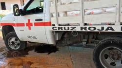Comando armado ataca a policías y elementos de la Cruz Roja en Taxco,
